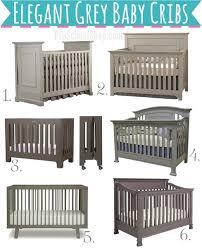elegant baby furniture. Modren Furniture The Most Elegant Baby Cribs In Neutral Grey Tones Regarding Gray Remodel 16 With Furniture