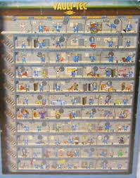 Details About Fallout Perk Poster Puzzle Vault Tec