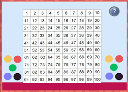 Interactive 120 Number Chart Pin On Number Operation