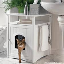 covered cat litter box furniture. Kitty Washroom Cabinet, Litter Box Furniture | Solutions Covered Cat T