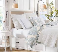 upholstered headboard bed. Delighful Headboard Montgomery Upholstered Headboard For Bed