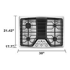 gas cooktop with downdraft. Simple Downdraft Kenmore Elite 31113 30 To Gas Cooktop With Downdraft