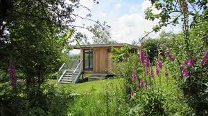 home office in the garden. Building A Garden Room Home Office In The