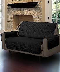 linen black faux suede furniture