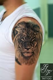 P R E T T Y Tatuaggio Leone Tatuaggi Testa Leone Tatuaggi E