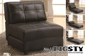 Chair that turns into Twin bed!