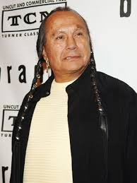 Russell Means, a former American Indian Movement activist and actor in such films as The Last of the Mohicans, died Monday at his ranch in Porcupine, ... - russell_means