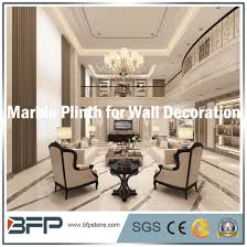 marble plinth skirting border for wall tv wall ceiling decoration