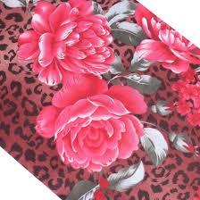chinese flower pattern bedding sheet