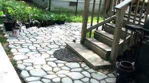 concrete walkway molds home depot patterns cost calculator resurfacing flagstone patio per square foot faux vs flagstone s walkway