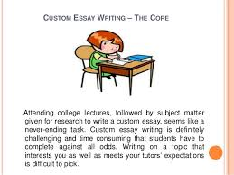 custom essay writing master the art custom