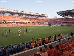 Bbva Compass Stadium Section 109 Seat Views Seatgeek