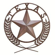 amazon com gifts decor texas lone star state hanging western