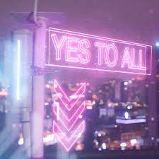 YES TO ALL Neon light для Wallpaper Engine