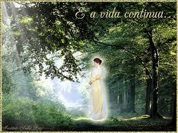 Resultado de imagem para imagens de santos com mensagens ESPIRITAS