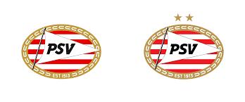 Brand New: New Logo for PSV Eindhoven