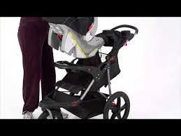 Baby Trend Range Jogger - YouTube