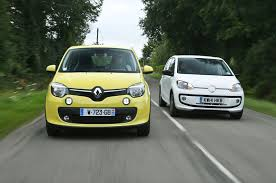 Comparison: Renault Twingo versus Volkswagen Up   Autocar