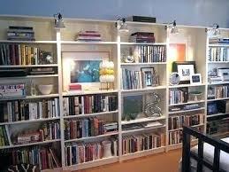 bookshelf lighting. Bookshelf Lighting Ideas Letsreach Co Regarding Prepare 9