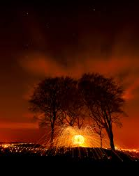 Hobby Hill Picture Lights Light Painting Copt Hill Houghton Le Spring Hobby Photog