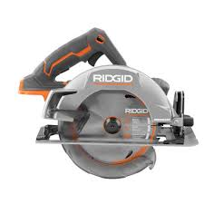 ridgid tools saw. cordless brushless circular saw (tool only) ridgid tools e