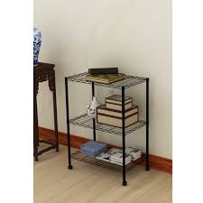 kitchen wire shelving. Alluring Kitchen Wire Shelving With Metal Black Home Decorations Of Cabinet Adorable In For Cabinets Adjustable Shelf Storage Racks Pull Out Closet S
