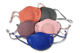 <b>Reusable</b> Silicone <b>Masks with KN95</b> Filters (Delivery within Manila ...