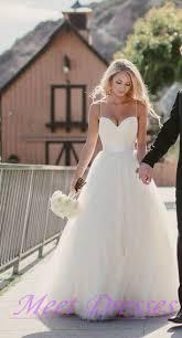 flowy wedding dresses. Beautiful Wedding Dress Affordable A Line With Spaghetti Straps