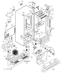 Lg refrigerator parts list pictures