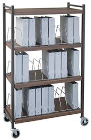 Medical Chart Carts With Vertical Racks Medical Record Chart Carts