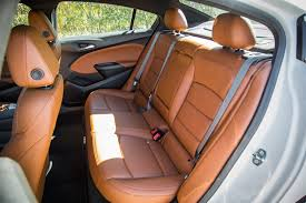 2016 chevrolet cruze leather brown rear seats heated