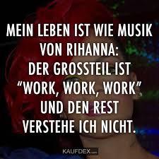 Mein Leben Ist Wie Musik Von Rihanna Kaufdex