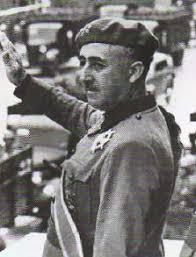 Испания в веке Новейшая история Реферат доклад сообщение  Ф Франко