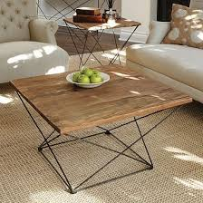 angled base coffee table westelm