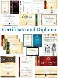 Векторный клипарт Сертификаты и дипломы certificate and  Название Сертификаты и дипломы certificate and diploma Раздаваемый материал Векторный клипарт Формат eps