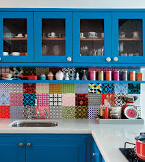 Funky Kitchen Awesome Colorful Kitchens Chatodining