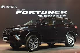 new car 2016 suvNew Toyota Fortuner 2016 Model Pics and Specification