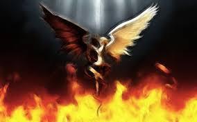 Fond d'écran : Art fantastique, ange, ouvrages d'art, Diable, les diables,  flamme, aile, capture d'écran, Papier peint de l'ordinateur, personnage  fictif 1920x1200 - TheAWPMasterx - 250760 - Fond d'écran - WallHere