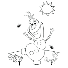 Printing Coloring Pages Disney Printable Coloring Pages Frozen