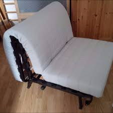 ikea lycksele single sofa bed