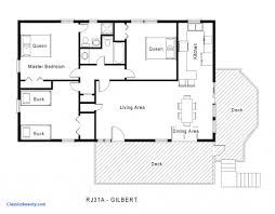 3 bedroom one story house plans stunning 3 bedroom house plans one story modern house plan pleasing