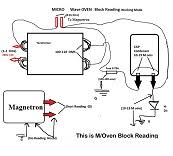 wiring diagram of samsung microwave oven electronics repair and microwave oven not heating properly easy solution
