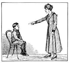 Resultado de imagen de castigar