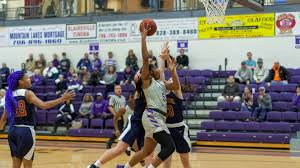 No. 13 North Georgia uses strong start to down Mountain Lions 58-44 - Young  Harris College Athletics