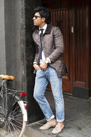 brown quilted jacket × denim lookbook barbour suitsupply   Dude ... & brown quilted jacket × denim lookbook barbour suitsupply Adamdwight.com
