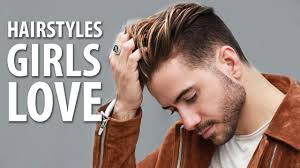 5 Hairstyles Girls Love On Guys Best Mens Hairstyles Alex Costa