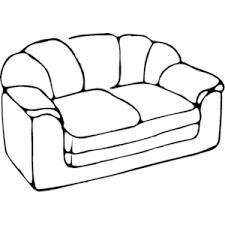 sofa clipart. sofa clipart