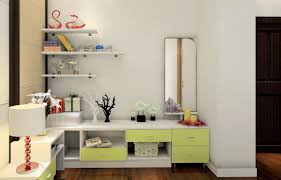 Mirror In Bedroom Simple Cabinet With Wall Shelving And Wall Mirror In The Corner Of
