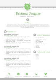 The Brianna Resume