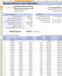 download amortization schedule loan amortization spreadsheet beautiful schedule excel template 1